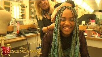 Get Real with China Anne McClain Descendants 2