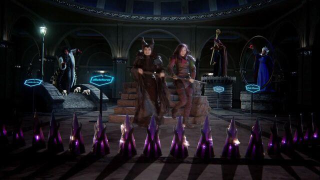 File:Mal & Maleficent (Evil Like Me).jpg