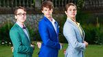The Boys of Auradon Prep
