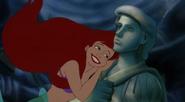 Ariel-statue