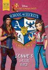 SchoolOfSecrets - Lonnie's Warrior Sword Cover