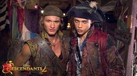 What's My Name Behind the Scenes Descendants 2