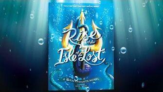 Rise of the Isle of the Lost Book Trailer Disney Descendants