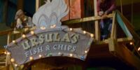 Ursula's Fish and Chips