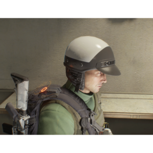 Motorcycle Police Helmet
