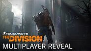 Tom Clancy's The Division Dark Zone Multiplayer Reveal – E3 2015 UK