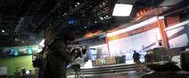 Stolen Signal News Room