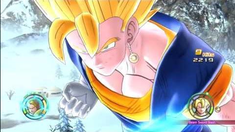 Dragonball Z Raging Blast 2 - Gogeta VS Vegito