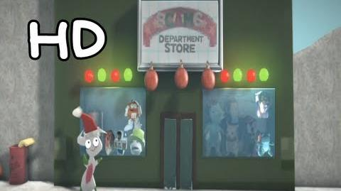 Scams Department Store - Holiday Sale (HD)