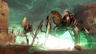 Edf-praying-mantis