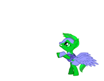 Oak as a pony