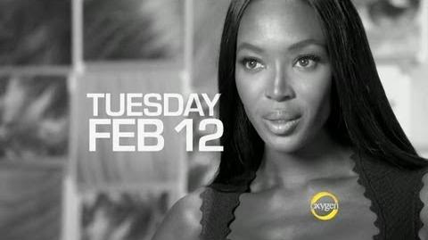 The Face - Naomi Campbell Featurette