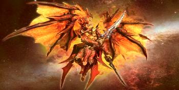 Demon Lord Full Power