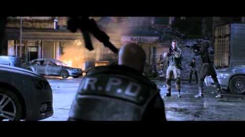Resident Evil Operation Raccoon City - Triple Impact Trailer (PS3, XBOX360, PC)