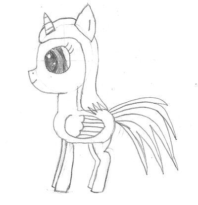 Pony 001