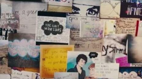 Ed Sheeran - All Of The Stars TFIOS Soundtrack