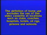 MGM Home Entertainment UK Warning 3c