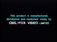 RCA-Columbia Pictures International Video Piracy Warning (1984) (S1) (V2)