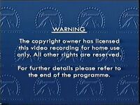 Paramount Home Entertainment UK Warning (2000)