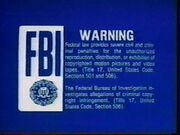 Media 1981 Warning