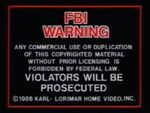 Lorimar Warning 1