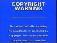 Carlton Home Entertainment Warning Screen (1992) (S1)