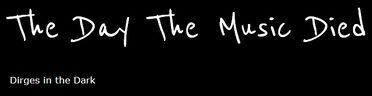 Thedaythemusicdiedlogo
