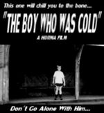 The boy who was cold poster