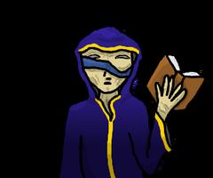 Blind Man-Panopticon RPG