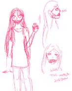 Harly sketch