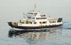 Nicola ferry