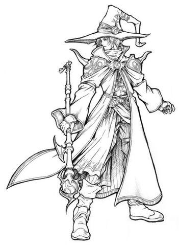 File:Black Mage Dissidia II Art.jpg