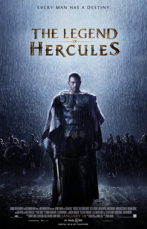 Episode 157: The Legend of Hercules