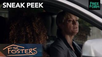 The Fosters Season 5, Episode 2 Sneak Peek Stef Is Frustrated With Callie Freeform