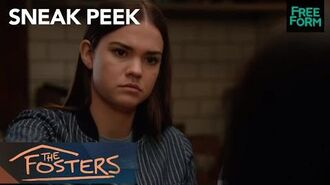 The Fosters Season 5, Episode 3 Sneak Peek The Family Helps Callie With Her Project Freeform
