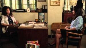 The Fosters - 2x20 Sneak Peek Lena & Monte