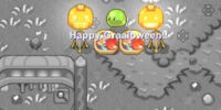 Graaloween (the spooky holiday on an online game)
