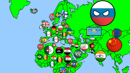 Map by: Polandball Mapper