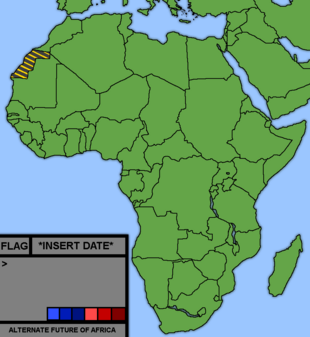 Africa Map By MakesMap4Mappers