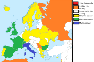 The Phoenix Mappers Opinion About Europe