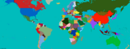 Coloured Map