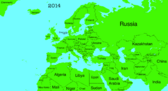 Future of Europe S1 or Map of Europe