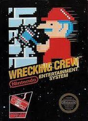 Wrecking Crew NES