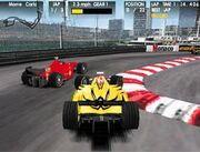 F1 World Grand Prix Dreamcast Gameplay