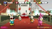 Rayman Raving Rabbids TV Party Gameplay