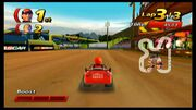NASCAR Kart Racing Gameplay
