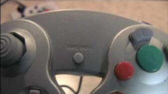 Classic Game Room reviews NINTENDO GAMECUBE Controller