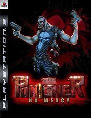 The Punisher No Mercy Box Art