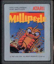 Millipede Atari 2600 Cart