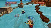 Pirates Hunt for Blackbeards Booty Gameplay